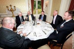 Spreekbeurt Hans Biesheuvel Captains Dinner