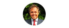 Schaduwminister Aad Ouborg