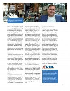 Rijnmond Business februarinummer Hans Biesheuvel met ONL invloedrijk en kans gericht 2