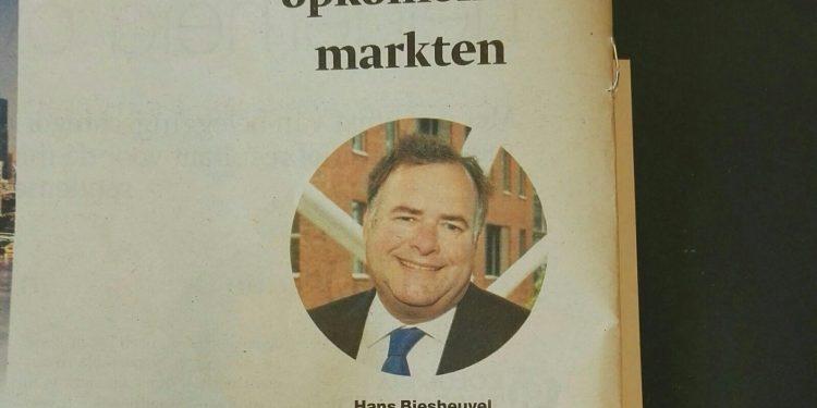 Hans Biesheuvel - sterker in opkomende markten
