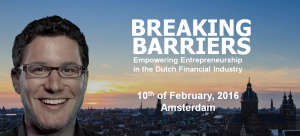 Breaking Barriers met Eric Ries (author of the Lean Startup) @ B.Amsterdam | Amsterdam | Noord-Holland | Nederland