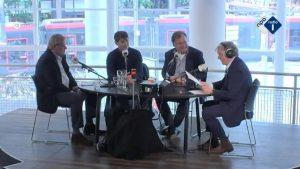 Hans Biesheuvel bij Kamerbreed op Radio 1