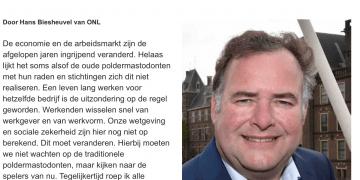 Hans Biesheuvel op Wekr.nl Sociaal Akkoord 2017