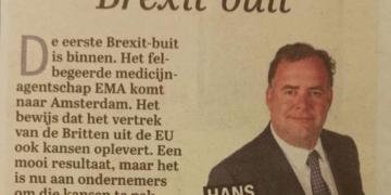 Brexit-buit EMA